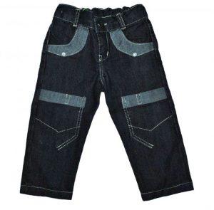 Джинсовые штани на мальчика 1037
