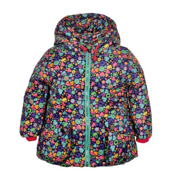 Куртка для дівчинки 20133