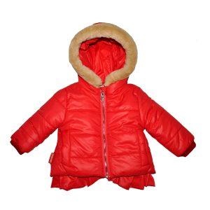 Куртка для дівчинки  20155