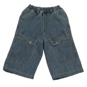 Джинсовые шорты Одягайко 1115