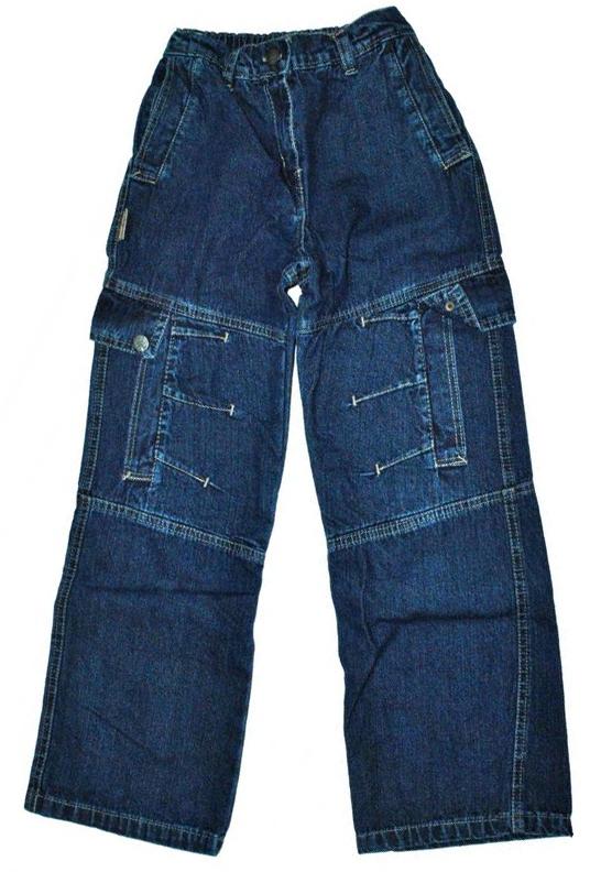 Джинсовые штаны на мальчика 1152