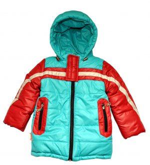 Куртка для хлопчика 2840 бірюза