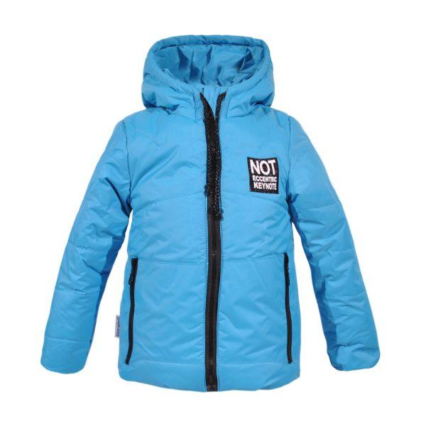 Куртка 20094 голубая