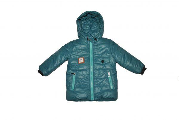 Куртка для мальчика  20136 синего цвета