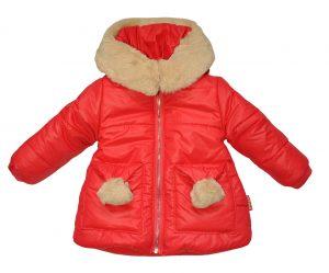 Куртка для дівчинки 20106