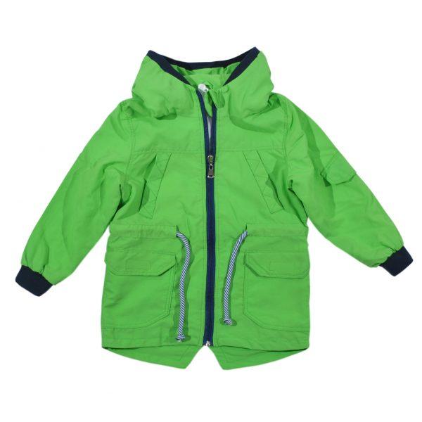 Куртка-парка на мальчика 24017