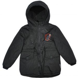 Куртка-парка 24045 чёрная