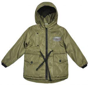 Куртка-парка 24045 хакі