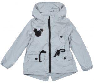 Куртка  24022 серая