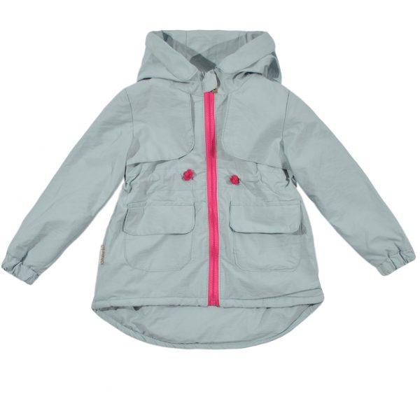 Куртка-парка на дівчику 24031