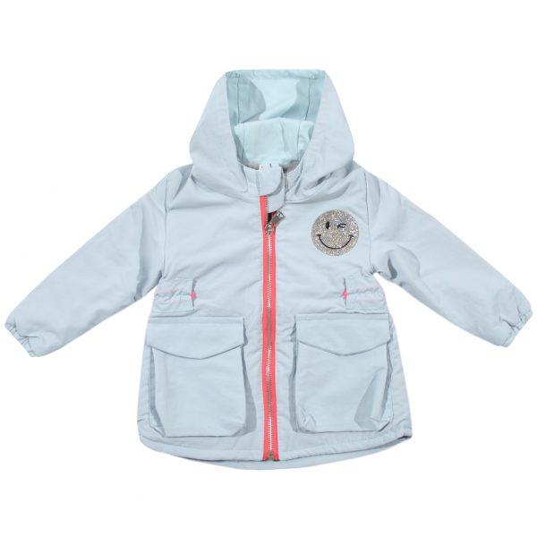 Куртка-парка на девочку 24052