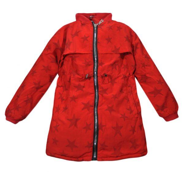 Куртка-парка на девочку 24049