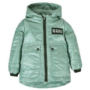 Куртка 22387 зелёная
