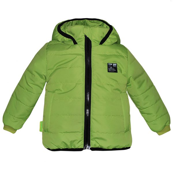 Куртка 22407 салатовая
