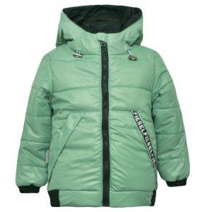 Куртка 22205 зелёная