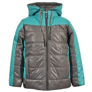 Куртка 2608 сіра