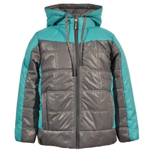 Куртка 2608 серая
