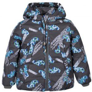 Куртка 22389 серая