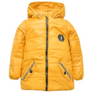 Куртка 22304 желтая