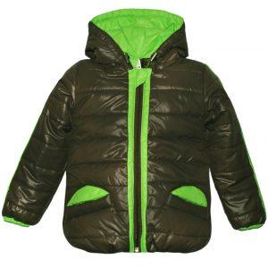 Куртка  2436 коричнева