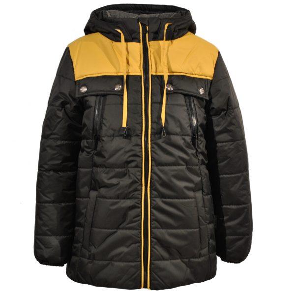 Куртка 22147 черная