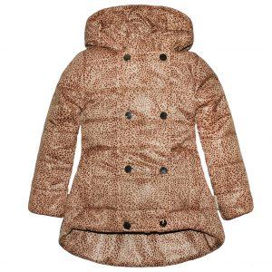 Куртка 22012 пудровая