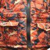 Куртка-парка 22280 цветной принт 4106