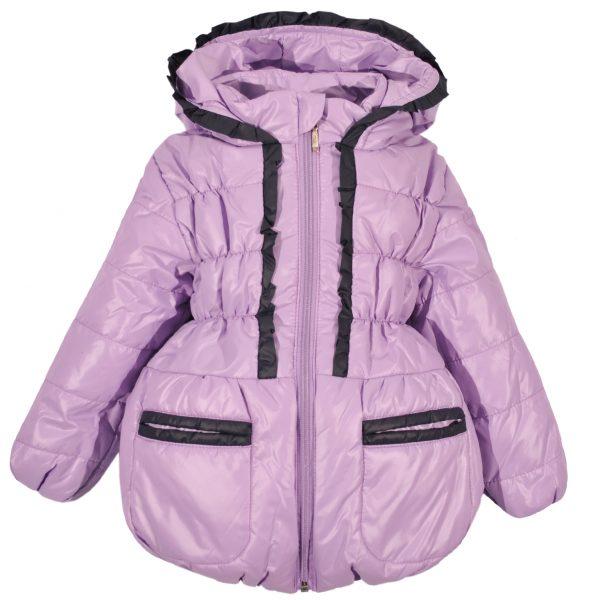 Куртка 2581 фіолетова