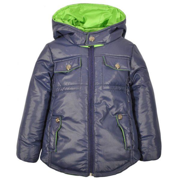 Куртка  2582 синяя