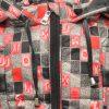 Куртка 22181 серая 4137