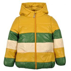 Куртка 22040 желтая