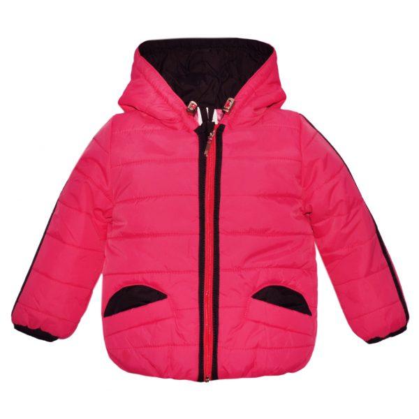 Куртка 2436 розовая