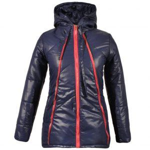 Куртка 2604 фіолетова