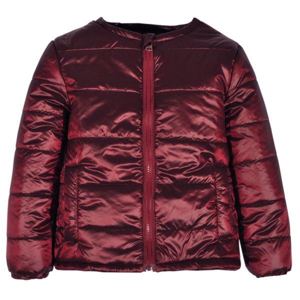 Куртка 22343 бордовая