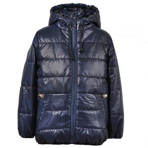 Куртка  22419 синяя