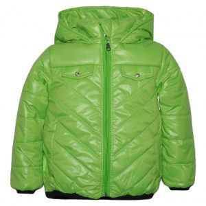 Куртка  22267 салатовая