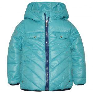Куртка 22267 голубая
