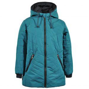Куртка 22422 бирюзовая