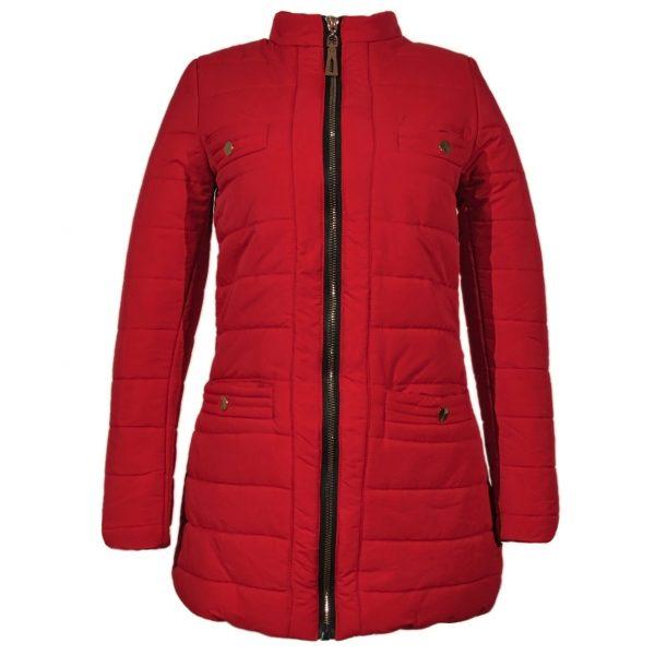 Куртка 22262 красная