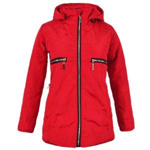 Куртка 22367 краcная