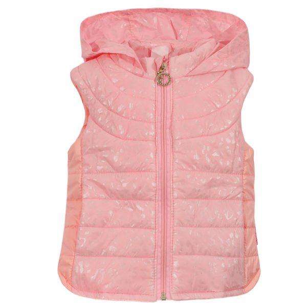 Жилет 7236 розовый