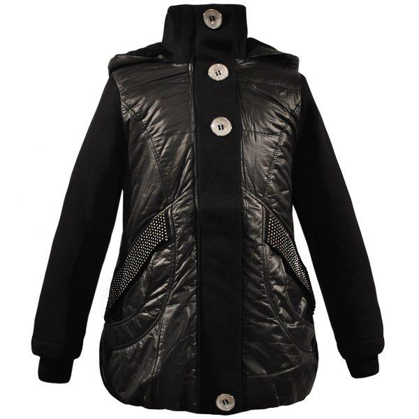 Куртка 617 черная