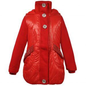 Куртка 617 красная