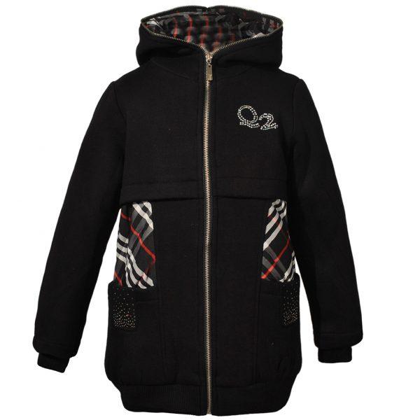 Куртка 617 чорна