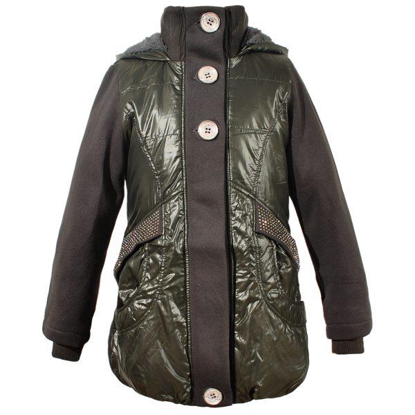 Куртка 617 серая