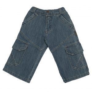 Джинсовые шорты Одягайко 1017