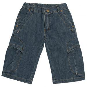 Джинсовые шорты Одягайко 1044