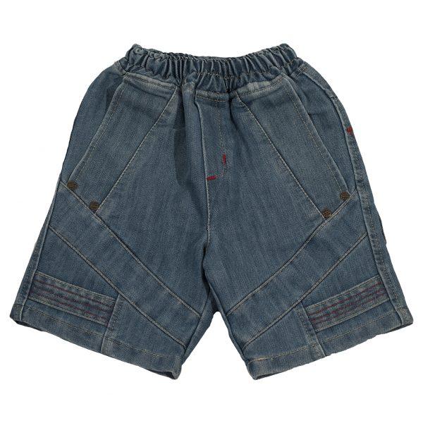 Джинсовые шорты Одягайко 1136
