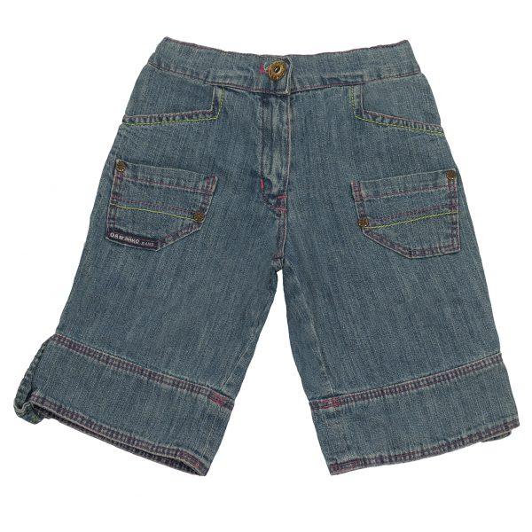 Джинсовые шорты Одягайко 1182