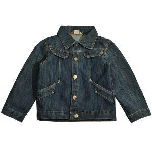 Джинсова куртка на хлопчика Одягайко 1212